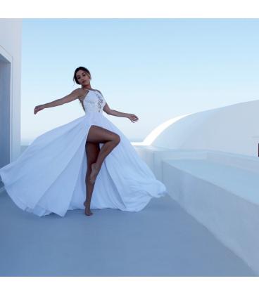 Šaty White Carma