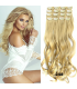 Clip IN - REMY  - Blond