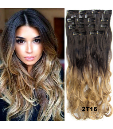 Clip IN - REMY  - Ombre