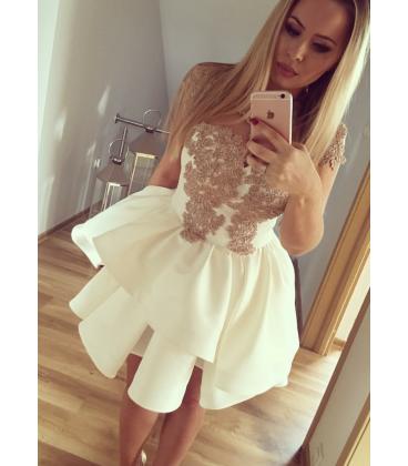 Luxusné šaty Beauty Dolly