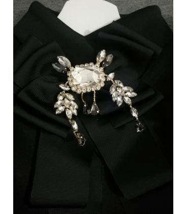 Šaty Glossy Black