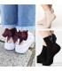 Ponožky s mašľou